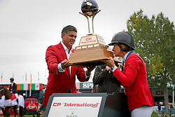 Madden Beezie, USA<br /> Spruce Meadows Masters - Calgary 2019<br /> © Hippo Foto - Jenny Abrahamson<br />  08/09/2019