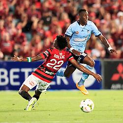 Western Sydney Wanderers v Sydney FC | A-League | 29 November 2014