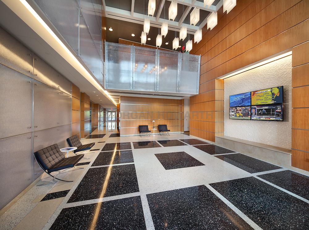 Westbrook Partners 10740 Parkridge Reston Virginia office building lobby Lobby reception foyer