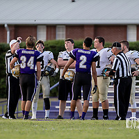 09-08-17 Berryville Sr. Football vs. Clinton
