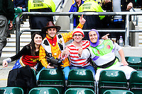 Supporters - 02.05.2015 - Clermont / Toulon - Finale European Champions Cup -Twickenham<br />