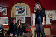 ? JUSTIN PORTMAN; ALEXIA NIEDZIELSKI; ELIZABETH VON GUTMANN , BRIONI FRAGRANCE LAUNCH. Annabels. Berkeley Sq. London. 14 October 2009.