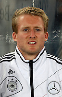 Football Fifa Brazil 2014 World Cup Matchs-Qualifier / Europe - Group C / <br /> Austria vs Germany 1-2  ( Ernst Happel Stadium-Vienna, Austria )<br /> Andre SCHURRLE of Germany , During the match between Austria and Germany