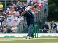 EDINBURGH, SCOTLAND - JUNE 10: 4 runs for Scotland captain Kyle Coetzer in the first innings of the one-off ODI at the Grange Cricket Club on June 10, 2018 in Edinburgh, Scotland. (Photo by MB Media/Getty Images)