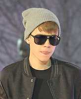 Pop star Justin Bieber was arrested on 23 January 2014 in Miami. He was charged with driving under the influence of alcohol, marijuana and prescription drugs after being caught road racing in a Lamborghini supercar.<br /> <br /> Justin Bieber switching-on Westfield London, Shepherd&rsquo;s Bush Christmas Lights - Live on stage, UK, 07 November 2011:  Contact: Rich@Piqtured.com +44(0)7941 079620 (Picture by Richard Goldschmidt)