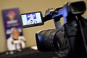 Ettore Messina<br /> Nazionale Italiana Maschile Senior<br /> Eurobasket 2017<br /> Conferenza Stampa<br /> FIP 2017<br /> Tel Aviv, 30/08/2017<br /> Foto Ciamillo - Castoria