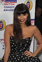 Jameela Jamil British Comedy Awards, O2 Arena, London, UK, 22 January 2011: Contact: Ian@Piqtured.com +44(0)791 626 2580 (Picture by Richard Goldschmidt)