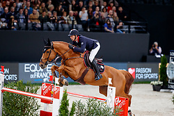 STAUT Kevin (FRA), Silver Deux de Virton HDC<br /> Paris - FEI World Cup Finals 2018<br /> Longines FEI World Cup Jumping Final III<br /> www.sportfotos-lafrentz.de/Stefan Lafrentz<br /> 15. April 2018