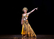 La Bayadere <br /> A ballet in three acts <br /> Choreography by Natalia Makarova <br /> After Marius Petipa <br /> The Royal Ballet <br /> At The Royal Opera House, Covent Garden, London, Great Britain <br /> General Rehearsal <br /> 30th October 2018 <br /> <br /> STRICT EMBARGO ON PICTURES UNTIL 2230HRS ON THURSDAY 1ST NOVEMBER 2018 <br /> <br /> <br /> Natalia Osipova as Gamzatti <br /> <br /> <br /> Photograph by Elliott Franks Royal Ballet's Live Cinema Season - La Bayadere is being screened in cinemas around the world on Tuesday 13th November 2018 <br />