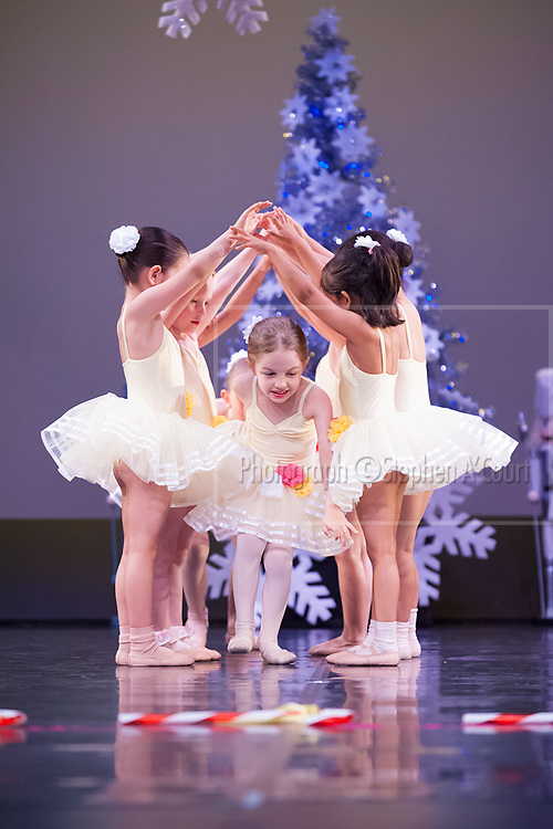 "Wellington, NZ. 5.12.2015. Candy Canes ""Rainbows"", from the Wellington Dance & Performing Arts Academy end of year stage-show 2015. Little Show, Saturday 12.45pm. Photo credit: Stephen A'Court.  COPYRIGHT ©Stephen A'Court"