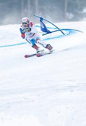12.03.2010, Kandahar Strecke Herren, Garmisch Partenkirchen, GER, FIS Worldcup Alpin Ski, Garmisch, Men Giant Slalom, im Bild Janka Carlo, ( SUI, #5 ), Ski Atomic, EXPA Pictures © 2010, PhotoCredit: EXPA/ J. Groder / SPORTIDA PHOTO AGENCY