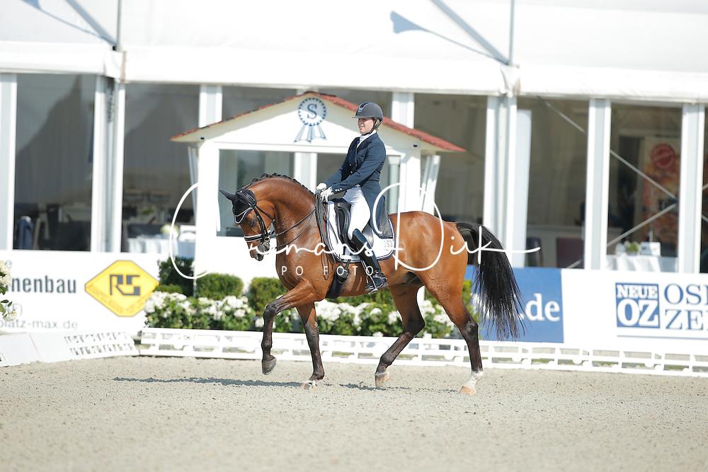 Huybregts Jill, (NED), Zamacho Z  <br /> Grand Prix U25<br /> CDIO Hagen 2015<br /> &copy; Hippo Foto - Stefan Lafrentz<br /> 11/07/15