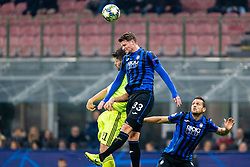 November 26, 2019, Milano, Italy: hans hateboer (atalanta)during Tournament round - Atalanta vs Dinamo Zagreb , Soccer Champions League Men Championship in Milano, Italy, November 26 2019 - LPS/Francesco Scaccianoce (Credit Image: © Francesco Scaccianoce/LPS via ZUMA Wire)