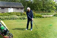 BRIELLE - Golfclub Kleiburg. Leo vd Ruit.  COPYRIGHT KOEN SUYK