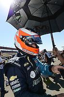 Rubens Barrichello, Auto Club Speedway, Fontana, CA 09/15/12