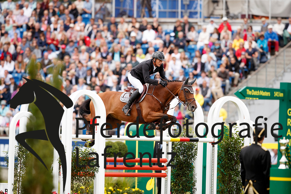 Houtzager, Marc (NED), Sterrehof´s Calimero<br /> Aachen - CHIO 2017<br /> Grosser Preis von Aachen Rolex Grand Prix<br /> © www.sportfotos-lafrentz.de/Stefan Lafrentz