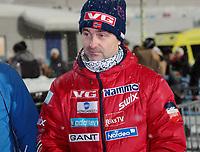Ski , NM Hopp 2014<br /> 21.01.14<br /> Lysgårdsbakken , Lillehammer<br /> Foto : Dagfinn Limoseth , Digitalsport<br /> Clas Brede Bråthen