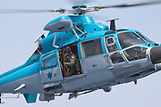 Israeli Air force helicopter, Eurocopter HH-65 Dauphin used by the Israeli Navy