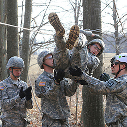 ROTC Field Leaders Reactions Course
