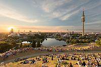 Der Olympiapark ist einer beliebtesten Orten Münchens. Anlässlich der Olympischen Spiele 1972 angelegt, finden sich hier einige der wichtigsten Bauwerke der bayerischen Landeshauptstadt.