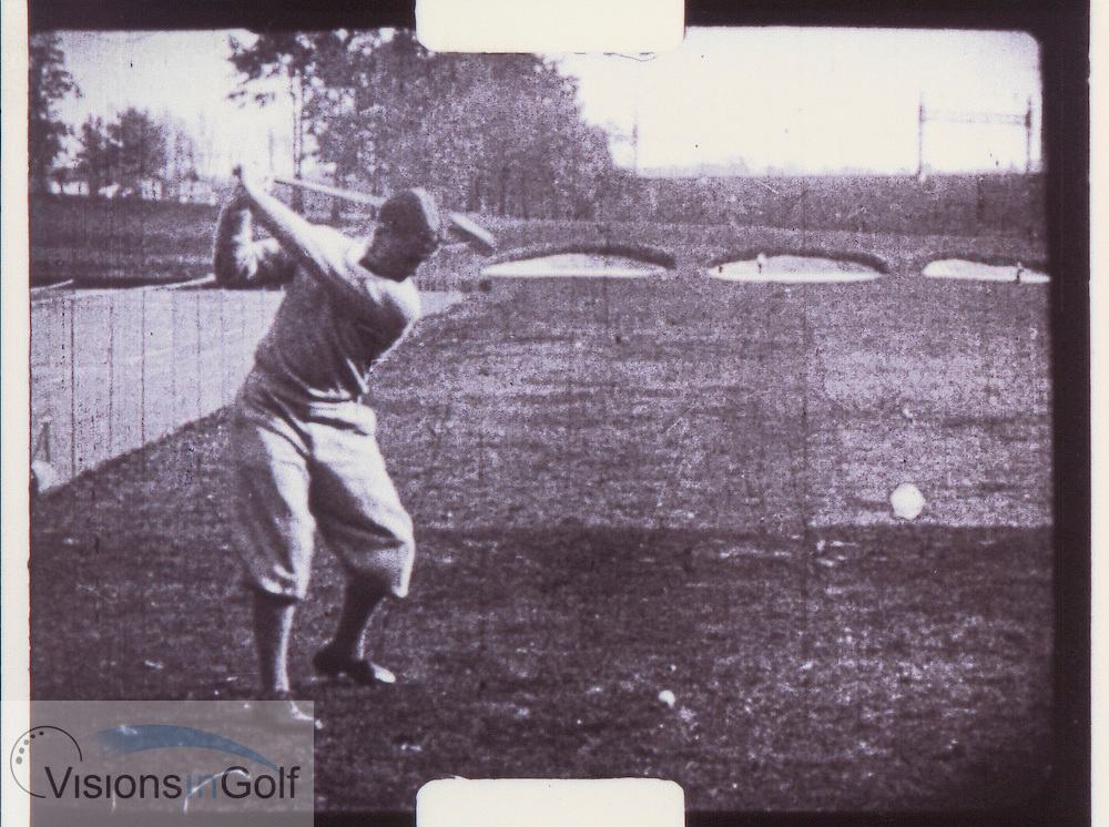 Bobby Jones swing sequence-3<br /> <br /> Picture Credit: &copy;Visions In Golf / Michael Hobbs / Mark Newcombe