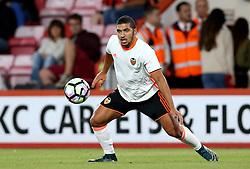 Zakaria Bakkali of Valencia - Mandatory by-line: Robbie Stephenson/JMP - 03/08/2016 - FOOTBALL - Vitality Stadium - Bournemouth, England - AFC Bournemouth v Valencia - Pre-season friendly