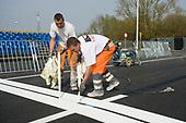 2012.03.29 - Oudenaarde - Aankomstlijn Ronde van Vlaanderen