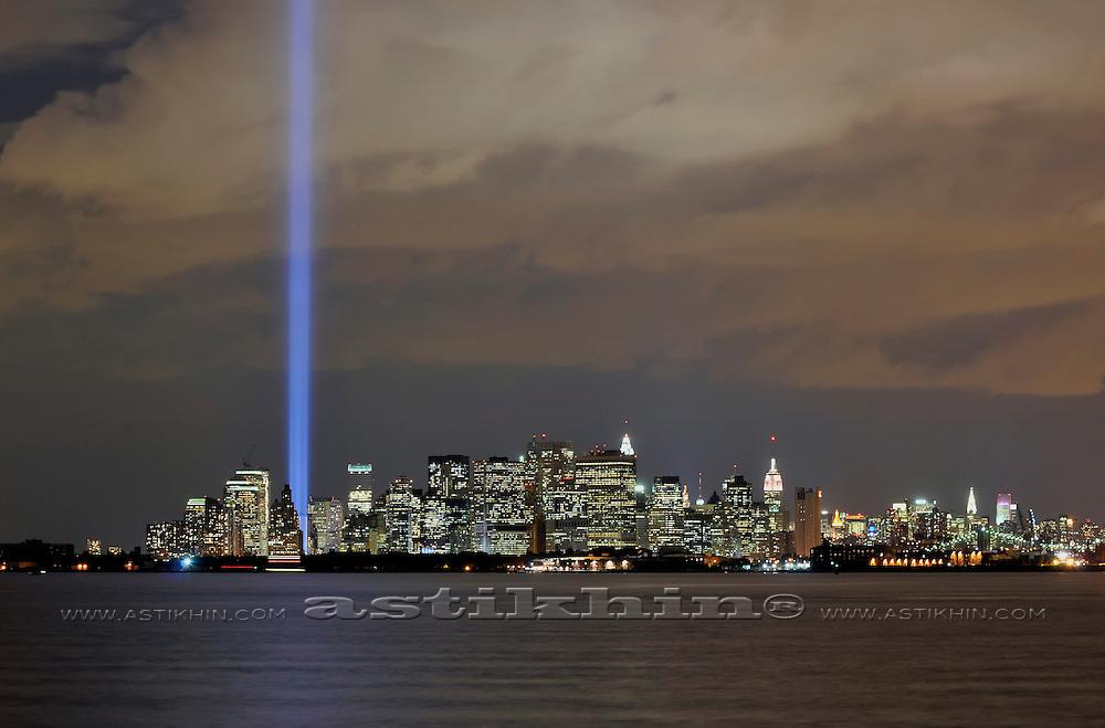 Memory of World Trade Center
