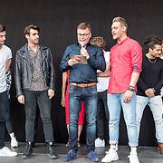 NLD/Hilversum/20180830 - Premiere GTST seizoen 29, Ferry Doedens, Joey Ferre,
