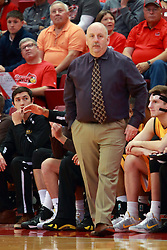 05 November 2016:  Marty Bell during an NCAA  mens basketball game where the Quincy Hawks lost to the Illinois State Redbirds in an exhibition game at Redbird Arena, Normal IL