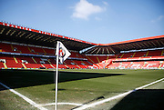 The Valley stadium before the Sky Bet Championship match between Charlton Athletic and Middlesbrough at The Valley, London, England on 13 March 2016. Photo by Andy Walter.