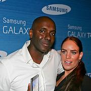 NLD/Amsterdam/20110823 - Presentatie Samsung Galaxy Tab, Carlos Lens en partner
