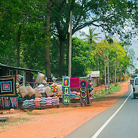 Alberto Carrera, Local Shop, Road scene, Sri Lanka, Asia