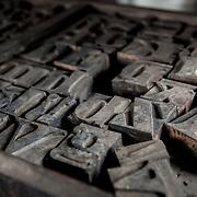 Letterpress elements