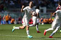 25.09.2016 - Torino - Serie A 2016/17 - 6a giornata  -  Torino-Roma  nella  foto: Francesco Totti esulta dopo il gol
