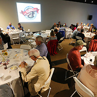 Area veterans, residents and local officials attend the Daily Journal's 75th Anniversary D-Day luncheon on Thursday.