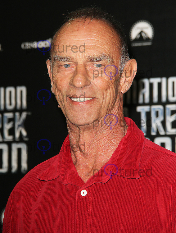LONDON - OCTOBER 19: Marc Alaimo attended 'Destination Star Trek London' at the ExCel Centre London, UK, October 19, 2012. (Photo by Richard Goldschmidt)