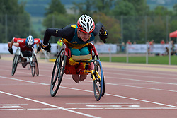 04/08/2017; Luff, Gregory, T34, AUS at 2017 World Para Athletics Junior Championships, Nottwil, Switzerland