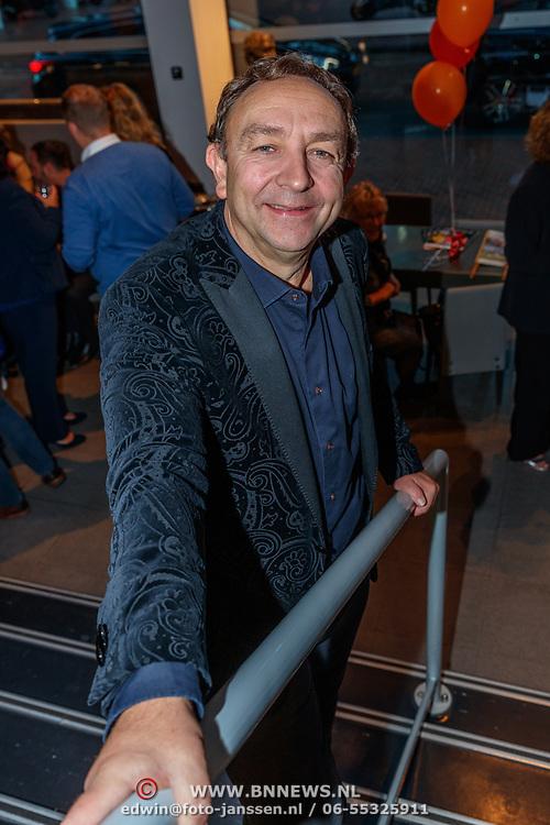 NLD/Amstelveen/20180924 - Toneelstuk Kunst & Kitsch premiere, Jon van Eerd