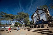 Tiradentes_MG, Brasil.<br /> <br /> Chafariz de Sao Jose em Tiradentes, Minas Gerais.<br /> <br /> Sao Jose fountain in Tiradentes, Minas Gerais.<br />  <br /> Foto: JOAO MARCOS ROSA / NITRO
