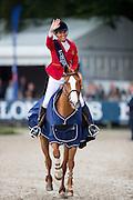 Luciana Diniz - Fit For Fun 13<br /> Winner Longines Grand Prix Port of Rotterdam<br /> CHIO Rotterdam 2016<br /> © DigiShots