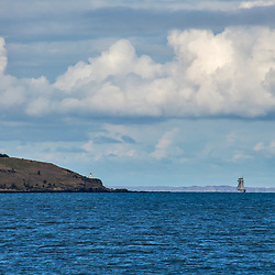 Paisagem em Oban (paisagem) fotografado na Escócia, na Europa. Registro feito em 2019.<br /> ⠀<br /> ⠀<br /> <br /> <br /> <br /> <br /> <br /> <br /> ENGLISH: Landscape in Oban photographed in Scotland, in Europe. Picture made in 2019.