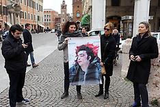 20130327 PROTESTA POLIZIA POLIZIOTTI INCARCERATI CASO ALDROVANDI