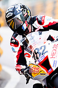 Xavier DENIS, Optimark Road Racing Team, Kawasaki<br /> 64th Macau Grand Prix. 15-19.11.2017.<br /> Suncity Group Macau Motorcycle Grand Prix - 51st Edition<br /> Macau Copyright Free Image for editorial use only
