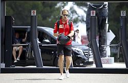 June 23, 2018 - Le Castellet, France - Motorsports: FIA Formula One World Championship 2018, Grand Prix of France, ..#5 Sebastian Vettel (GER, Scuderia Ferrari) (Credit Image: © Hoch Zwei via ZUMA Wire)