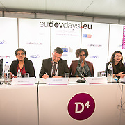 03 June 2015 - Belgium - Brussels - European Development Days - EDD - Migration - Migrants matter for development - New actors and energies in a new development agenda © European Union
