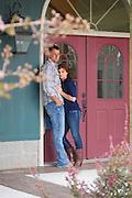 Brandon and Erika Engagement | Jacksonville NC Photographers