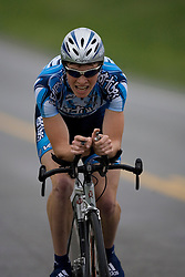 Ben King (MOR) during stage 1 of the Tour of Virginia.  The Tour of Virginia began with a 4.7 mile individual time trial near Natural Bridge, VA on April 24, 2007. Formerly known as the Tour of Shenandoah, the ToV has gained National Race Calendar (NRC) status for the first time in its five year history.
