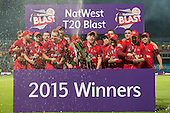 Northamptonshire County Cricket Club v Lancashire County Cricket Club 290815