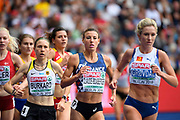 Ophelie Claude-Boxberger (FRA) competes in 3000m Steeplechase Women during the European Championships 2018, at Olympic Stadium in Berlin, Germany, Day 4, on August 10, 2018 - Photo Photo Julien Crosnier / KMSP / ProSportsImages / DPPI